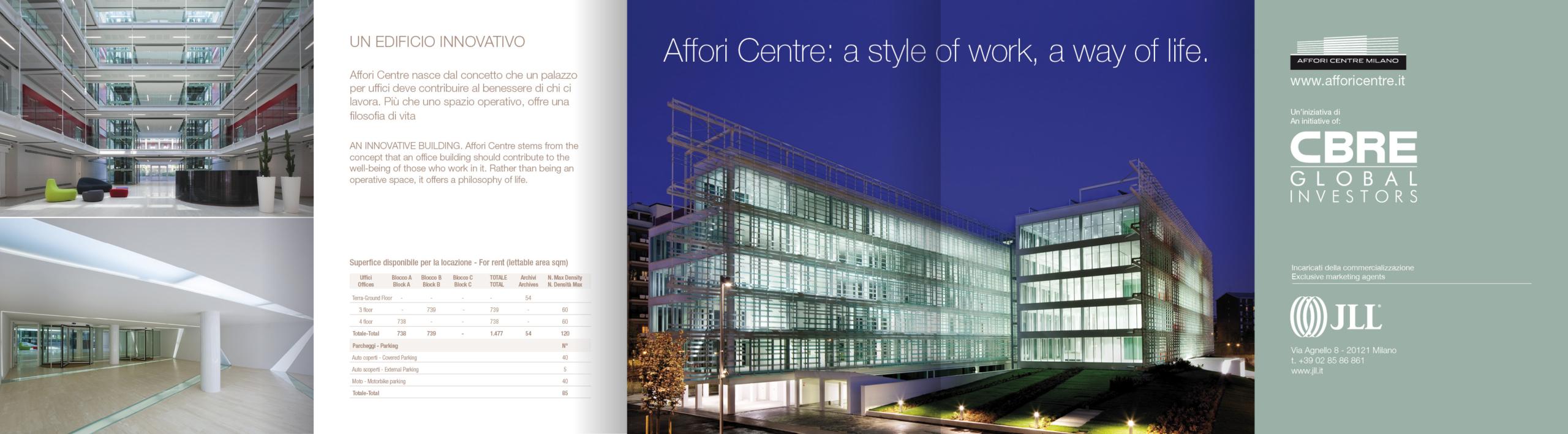 CBRE - Affori Center